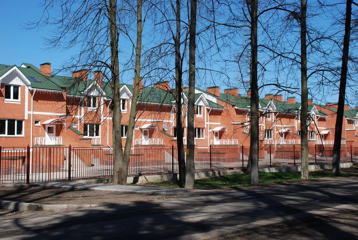 Красноармейск московская область фото