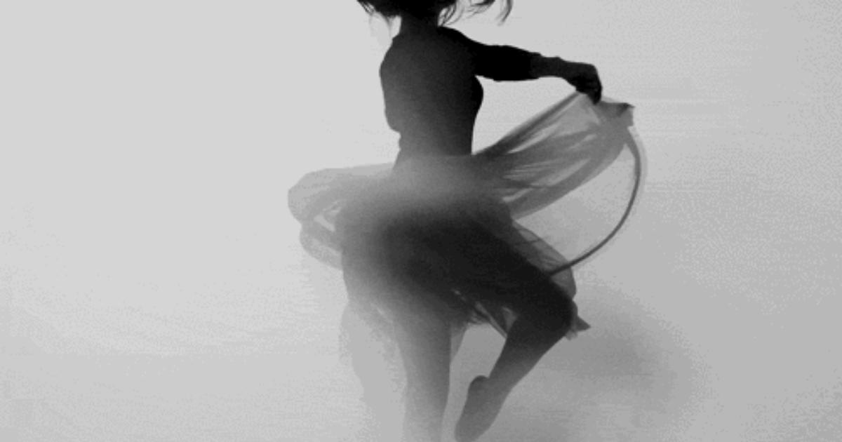 черный танец гифка человек