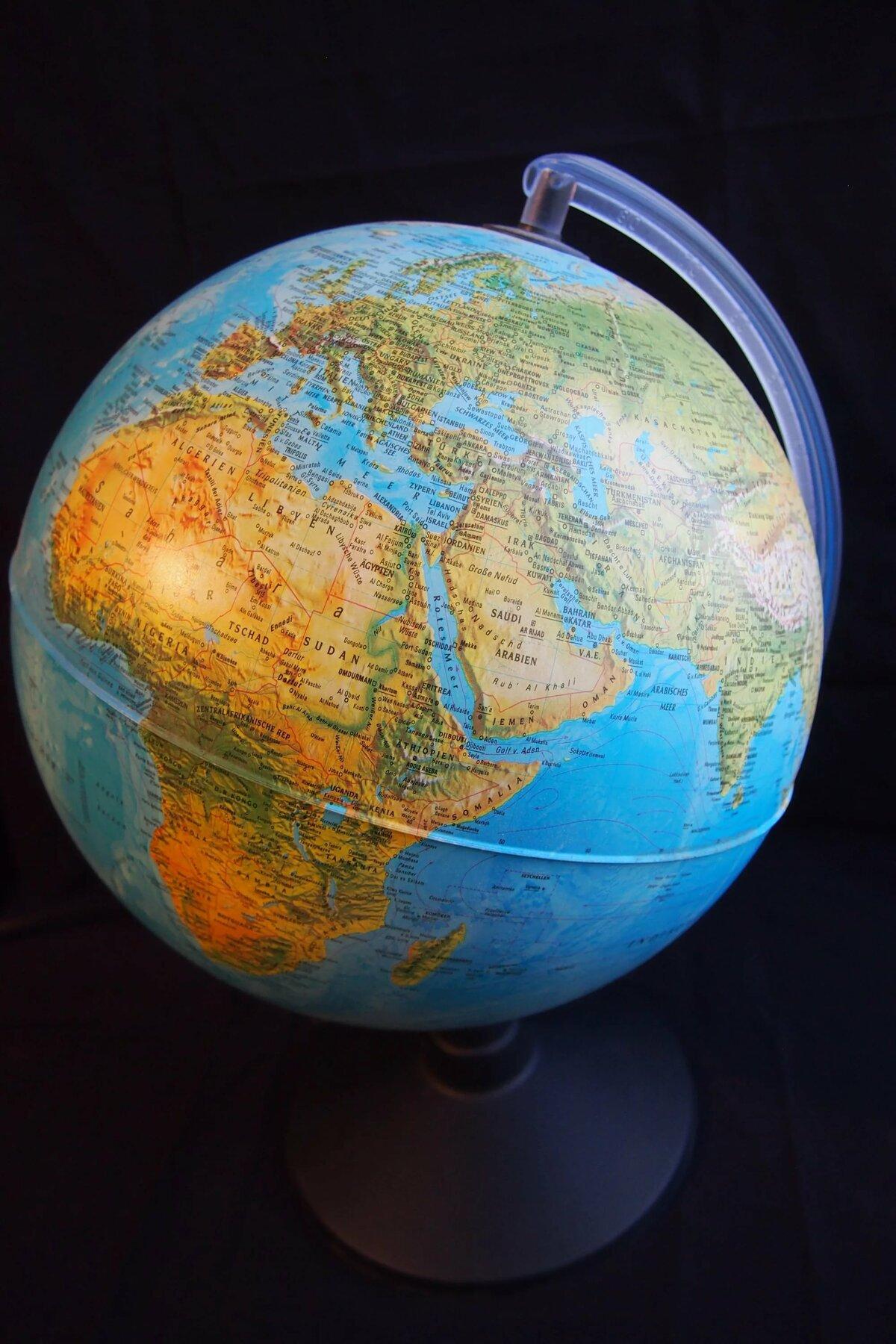 Картинки модель земного шара