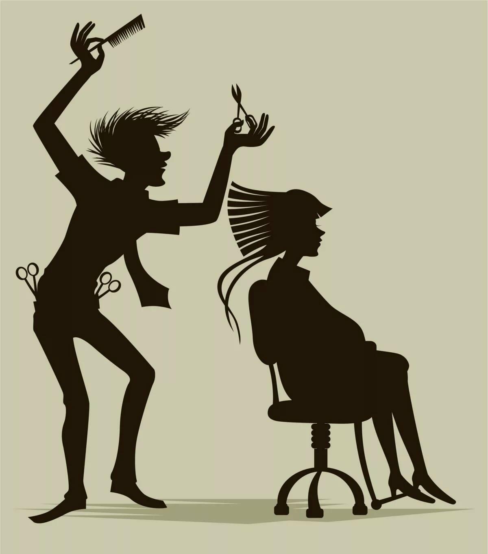 картинки с изображением парикмахерской такой шикарной