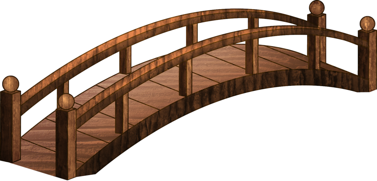 Картинки мост детский