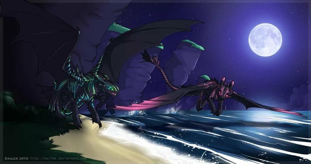 Дракон нимбус картинки