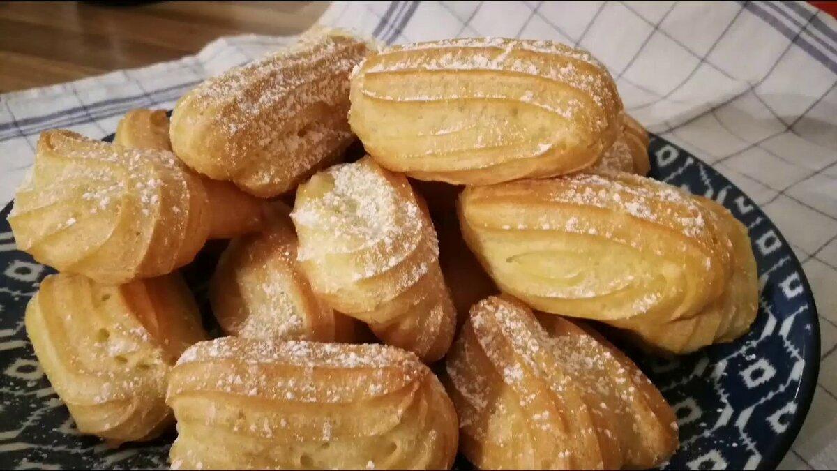 приобрести как сделать заварные пирожные рецепт с фото хлеб без дрожжевых