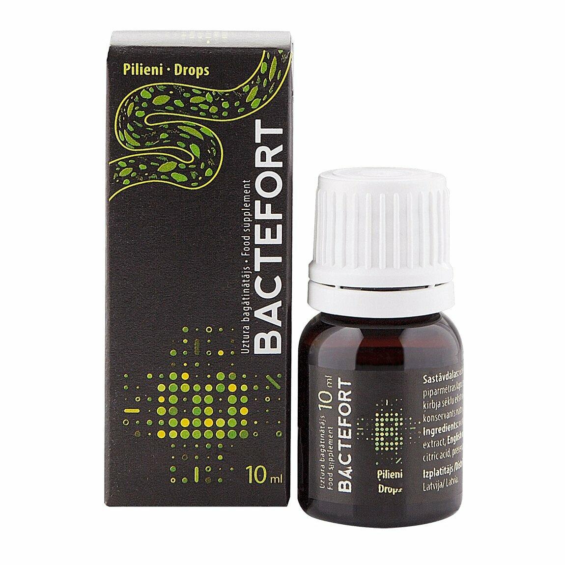 Bactefort капли от паразитов в Полтаве