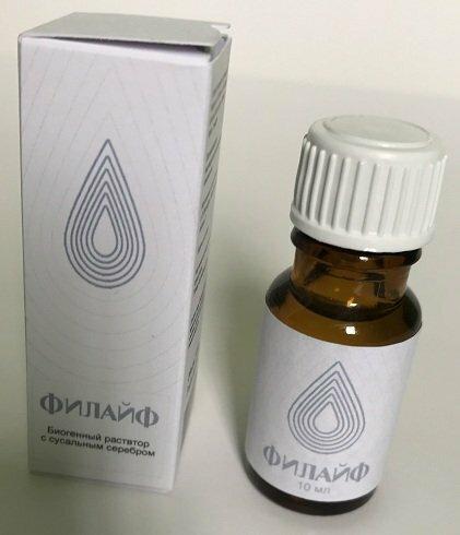 Филайф для выведения шлаков и токсинов в Краматорске
