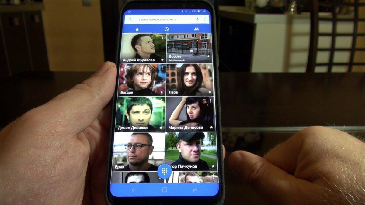 как установить фото звонящего на экран кажется будет классно