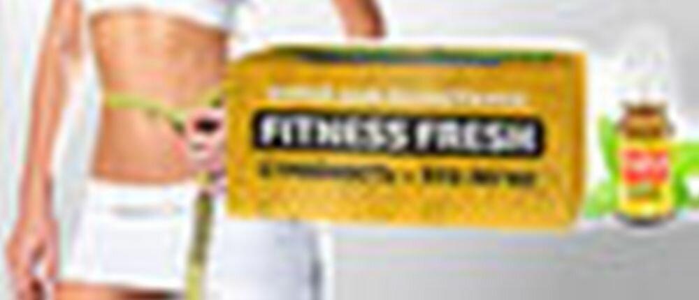 Fitness Fresh спрей для похудения в Черновцах