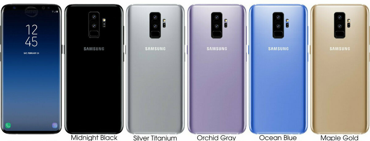 Копия Samsung Galaxy S9 Plus в Жирновске