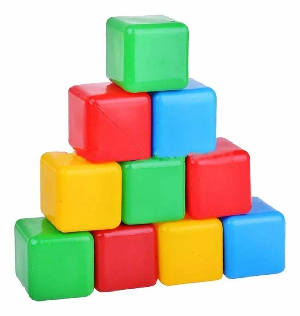 Кубики для малышей картинка