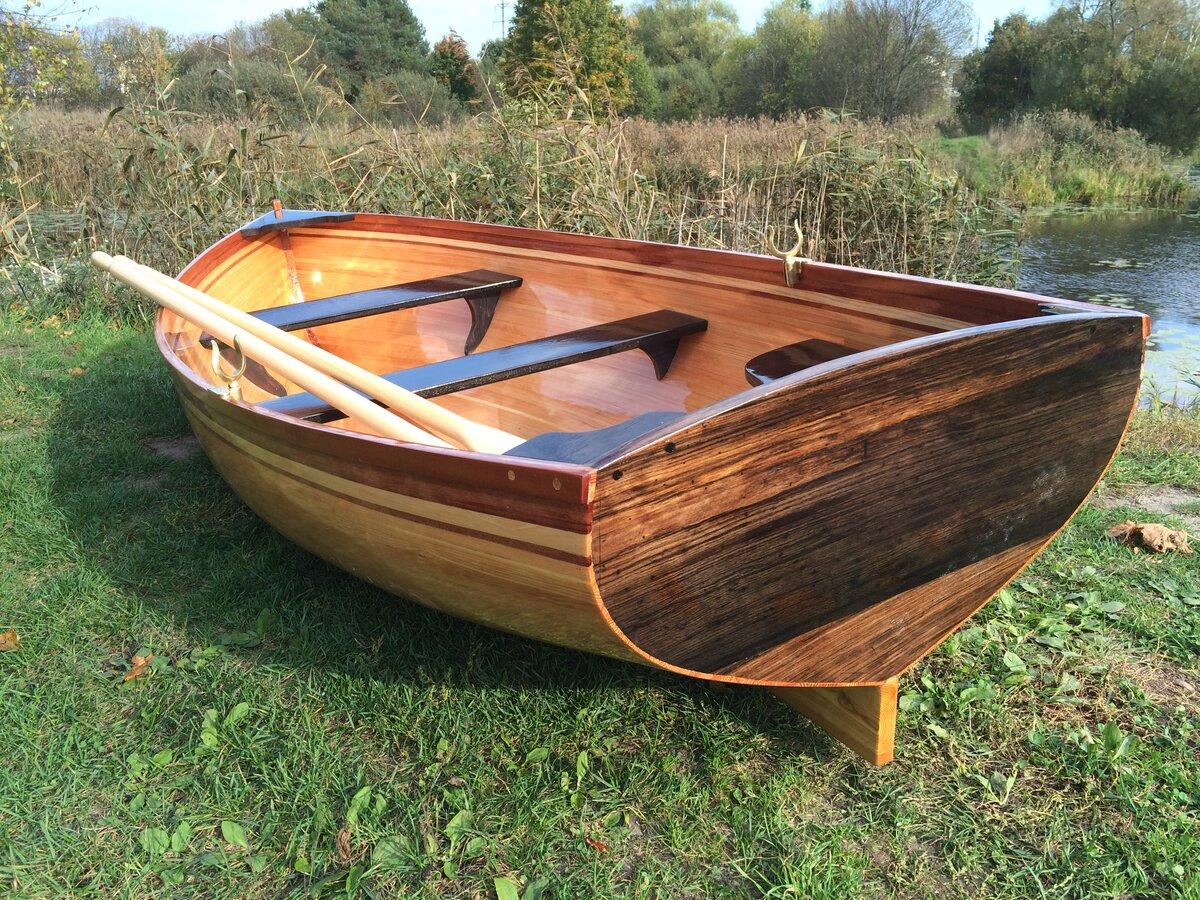 Старинные лодки из дерева