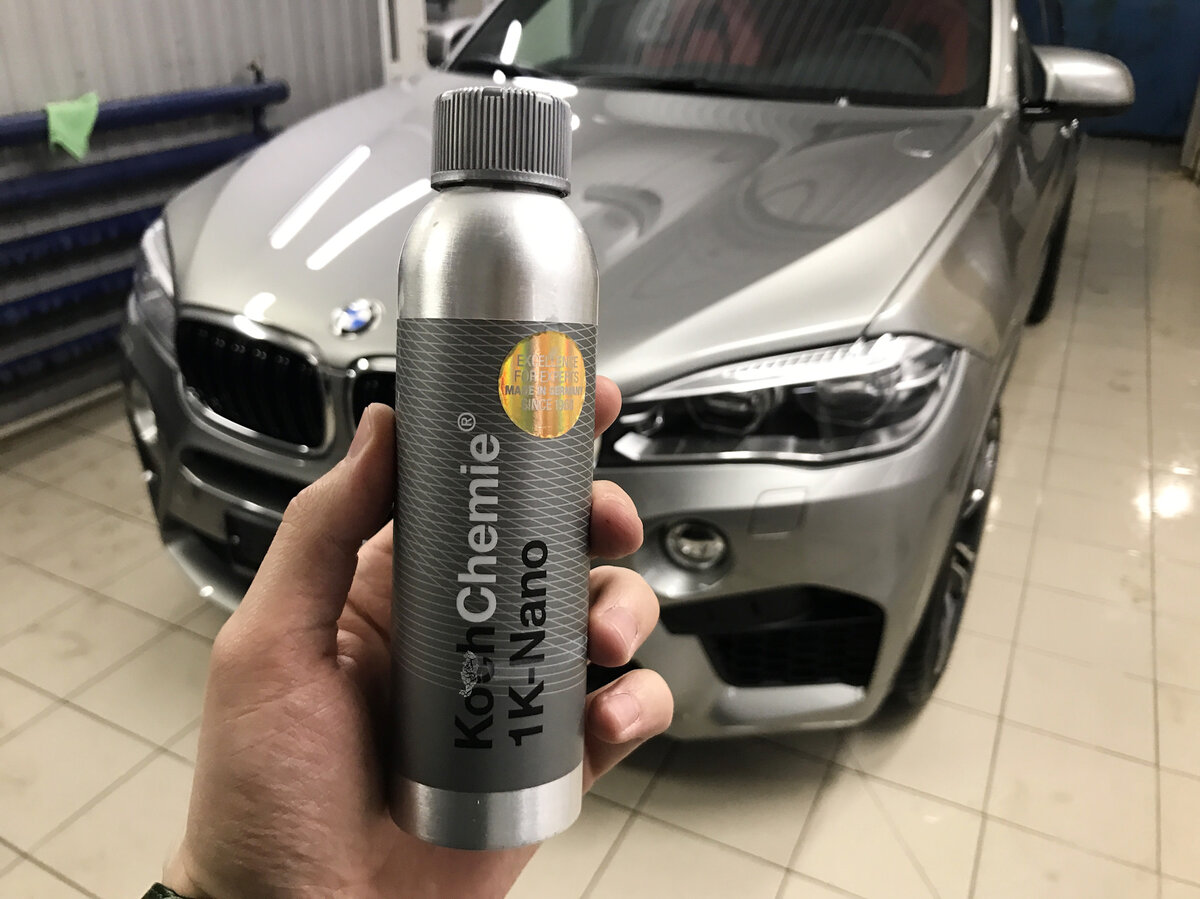 1K Nano Lack для защиты ЛКП авто в Чебоксарах