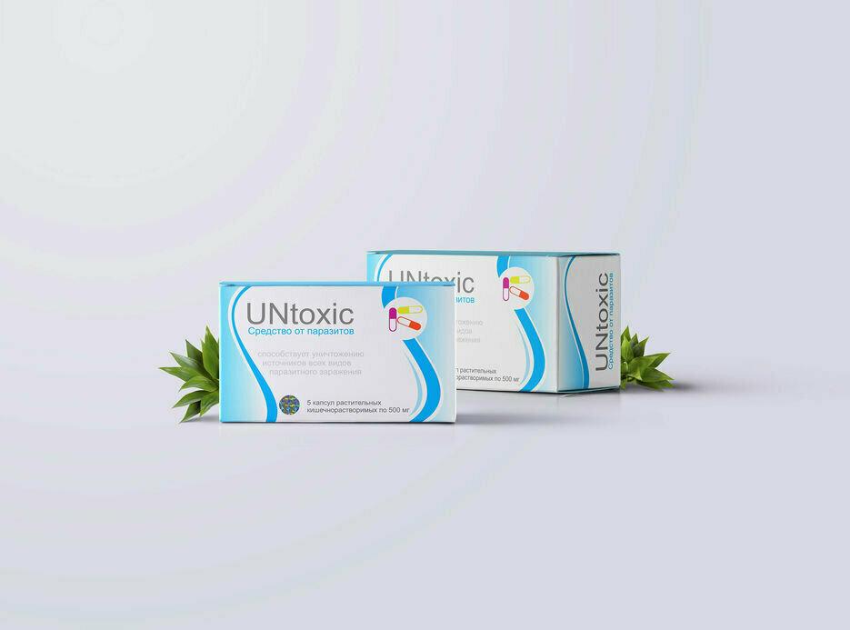 UNtoxic от паразитов в Уссурийске
