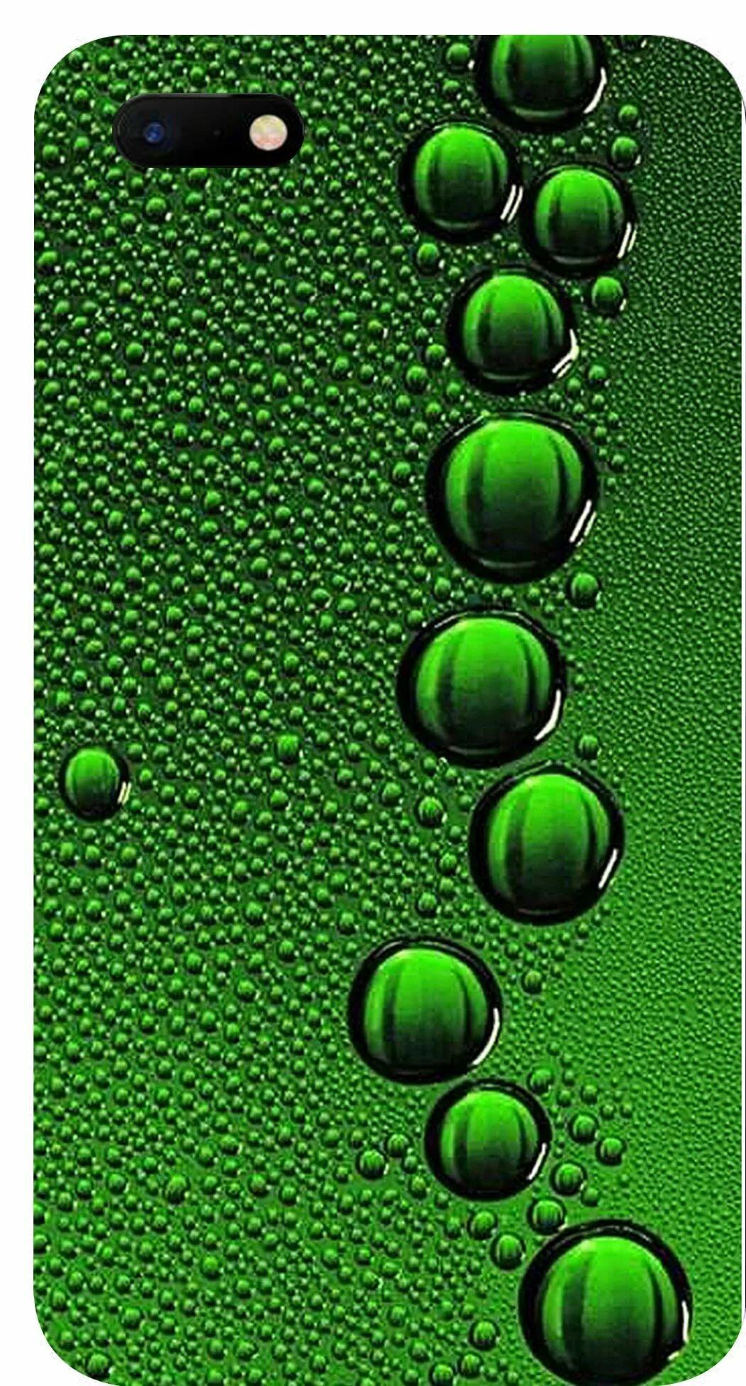 Картинки на мобильный зеленые