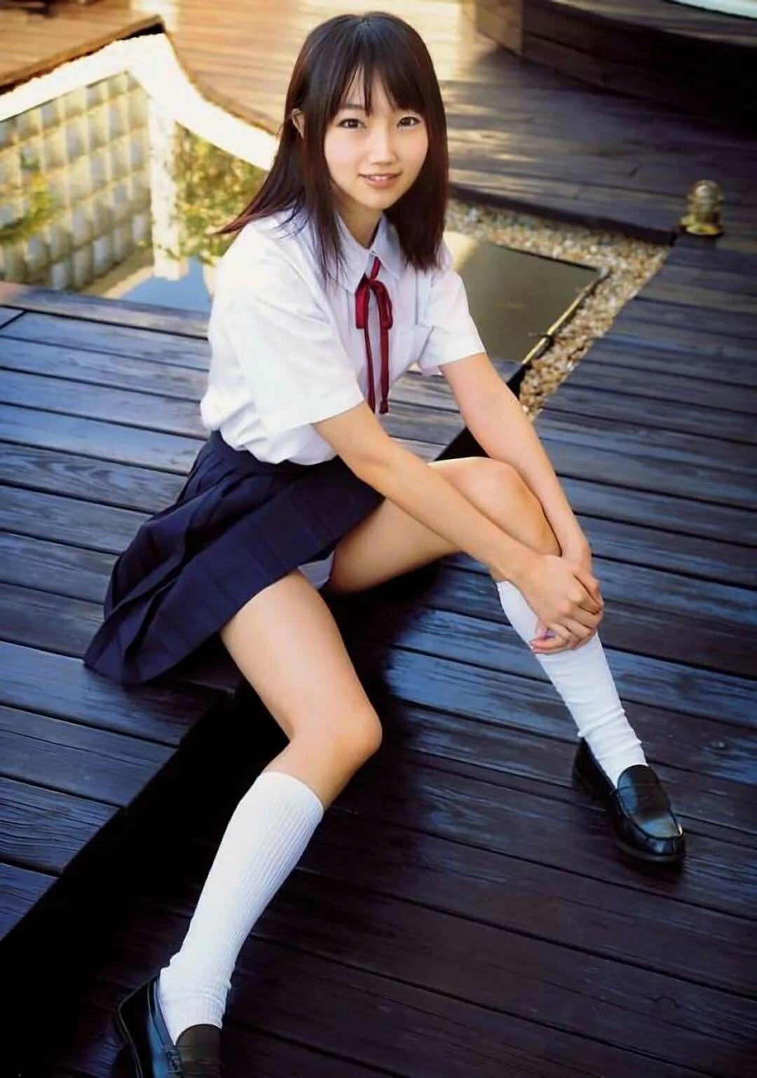 Japanese schoolgirl panty