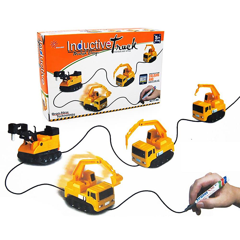 Inductive car - инновационная игрушка в Петропавловске