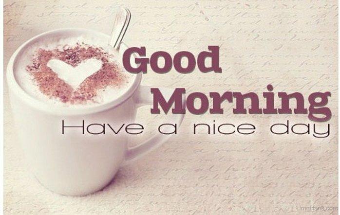 Доброе утро по-английски картинка