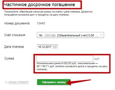 под какой процент дают кредит в сбербанке онлайн московский индустриальный банк личный кабинет