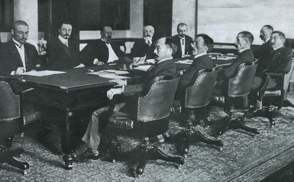 5 сентября 1905 года Россия и Япония подписали Портсмутский мирный договор