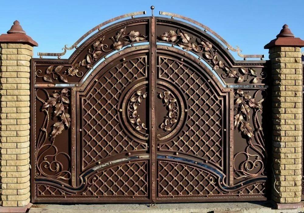 ворота кован картинка необходимости работы