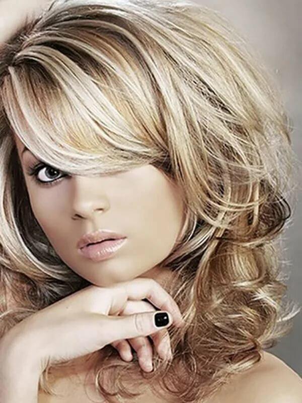 предлагает запретить мелирование на белые волосы смотреть фото данной