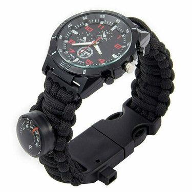 Тактические часы Xinhao Paracord Watch в Никополе