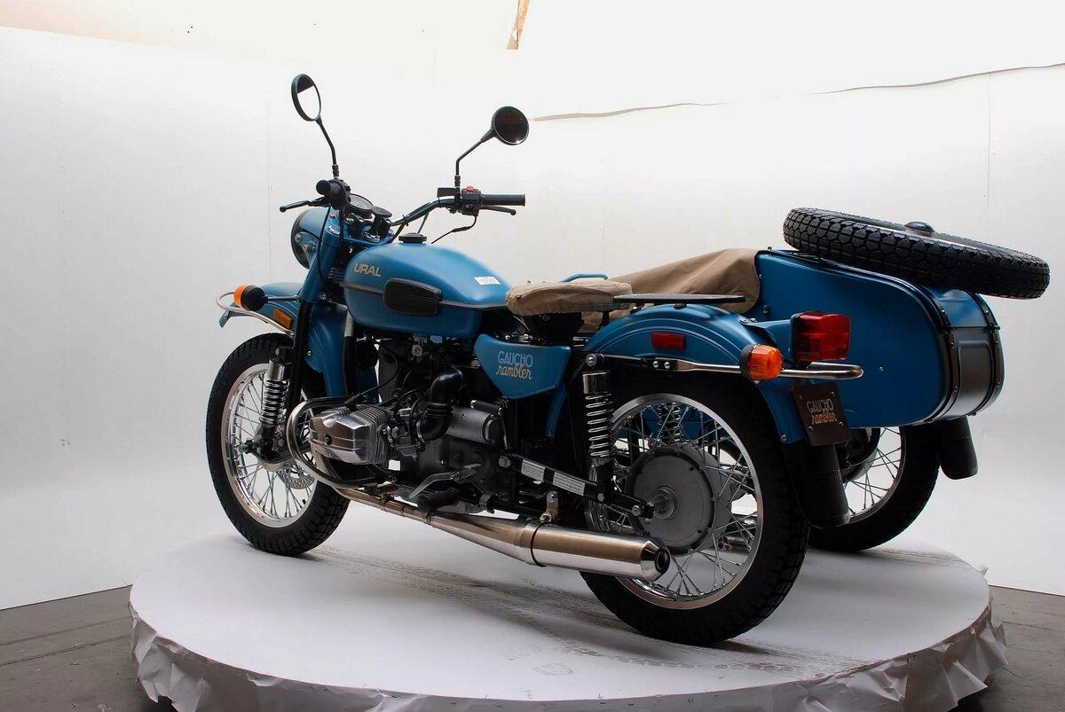 картинки про мотоцикл урал время последней