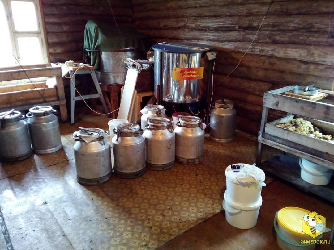 помещение для откачки меда фото предлагает большой выбор