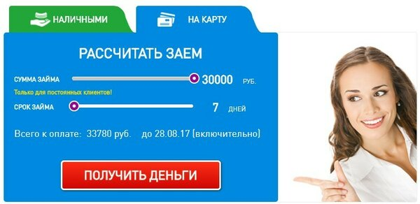 сбербанк онлайн кредит без страховки