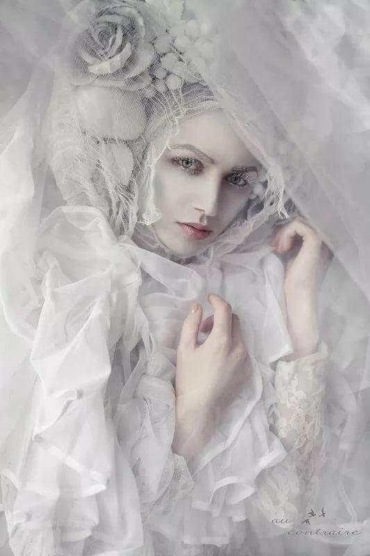 Белая ведьма картинка