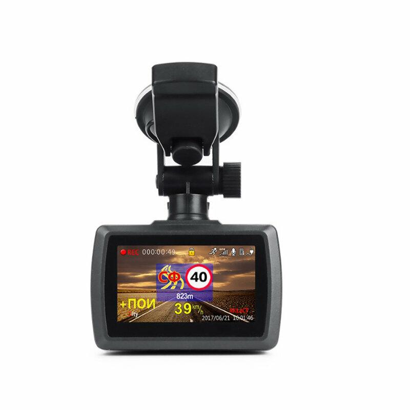 Видеорегистратор с GPS, антирадаром и 3 камерами в Йошкар-Оле