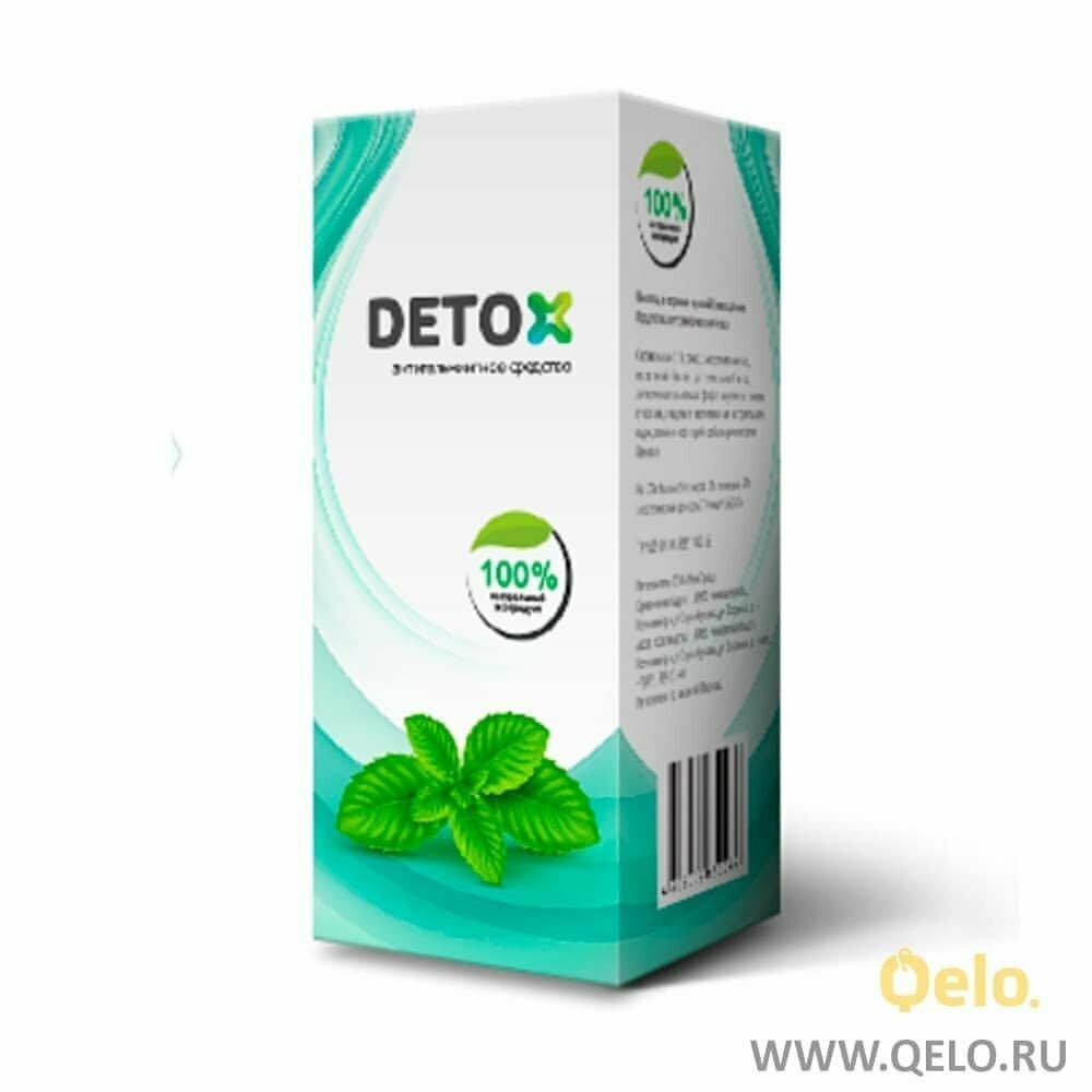 Detoxic от паразитов в Хабаровске