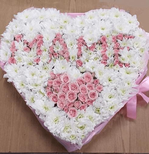 Букеты для мамы на день рождения, маме цветы