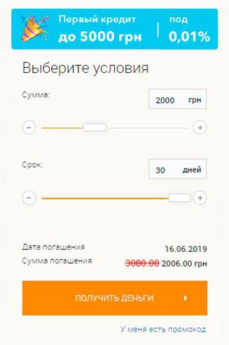 Рассчитать кредит на 7 лет калькулятор