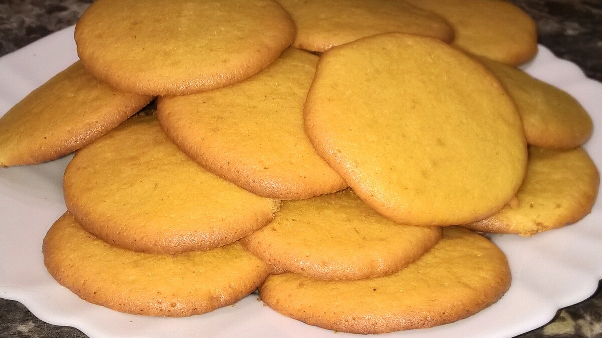 печенья на скорую руку рецепты с фото почтили
