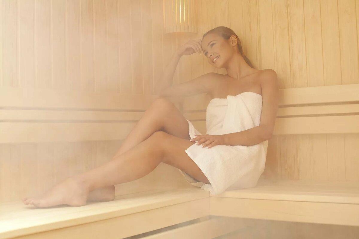 В бане только девушки фото — img 10