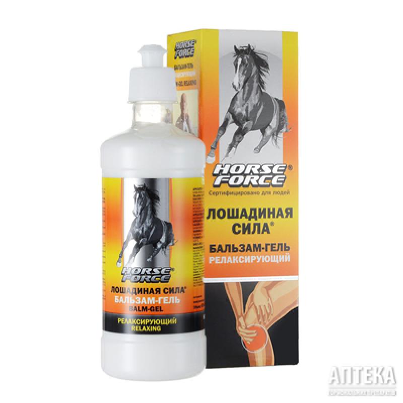 гель для тела лошадиная сила для похудения