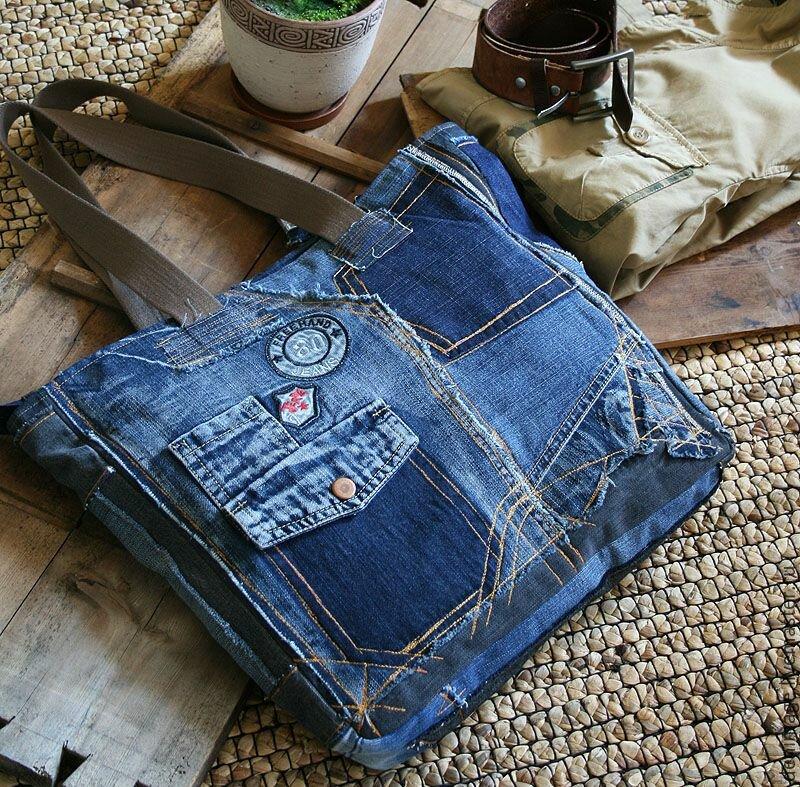 создать все из джинса в картинках мне