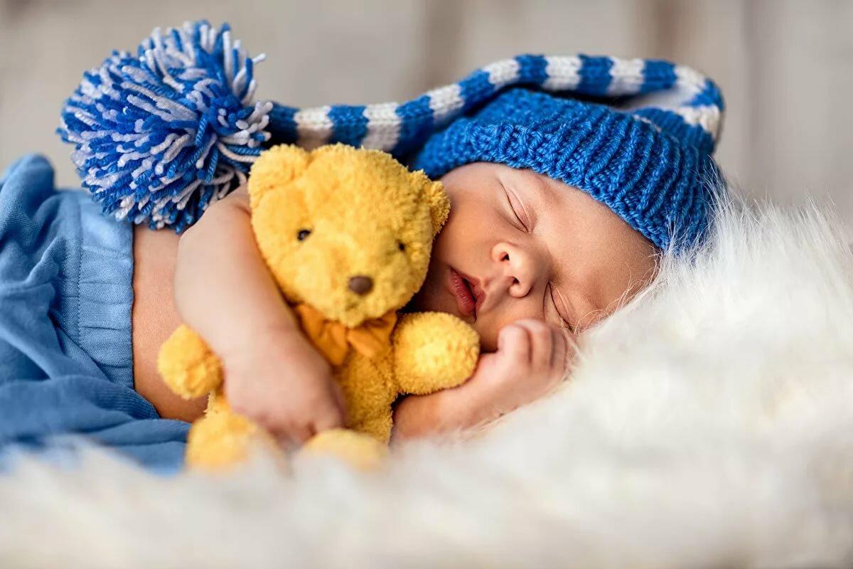 Картинка для новорожденного мальчика красивое