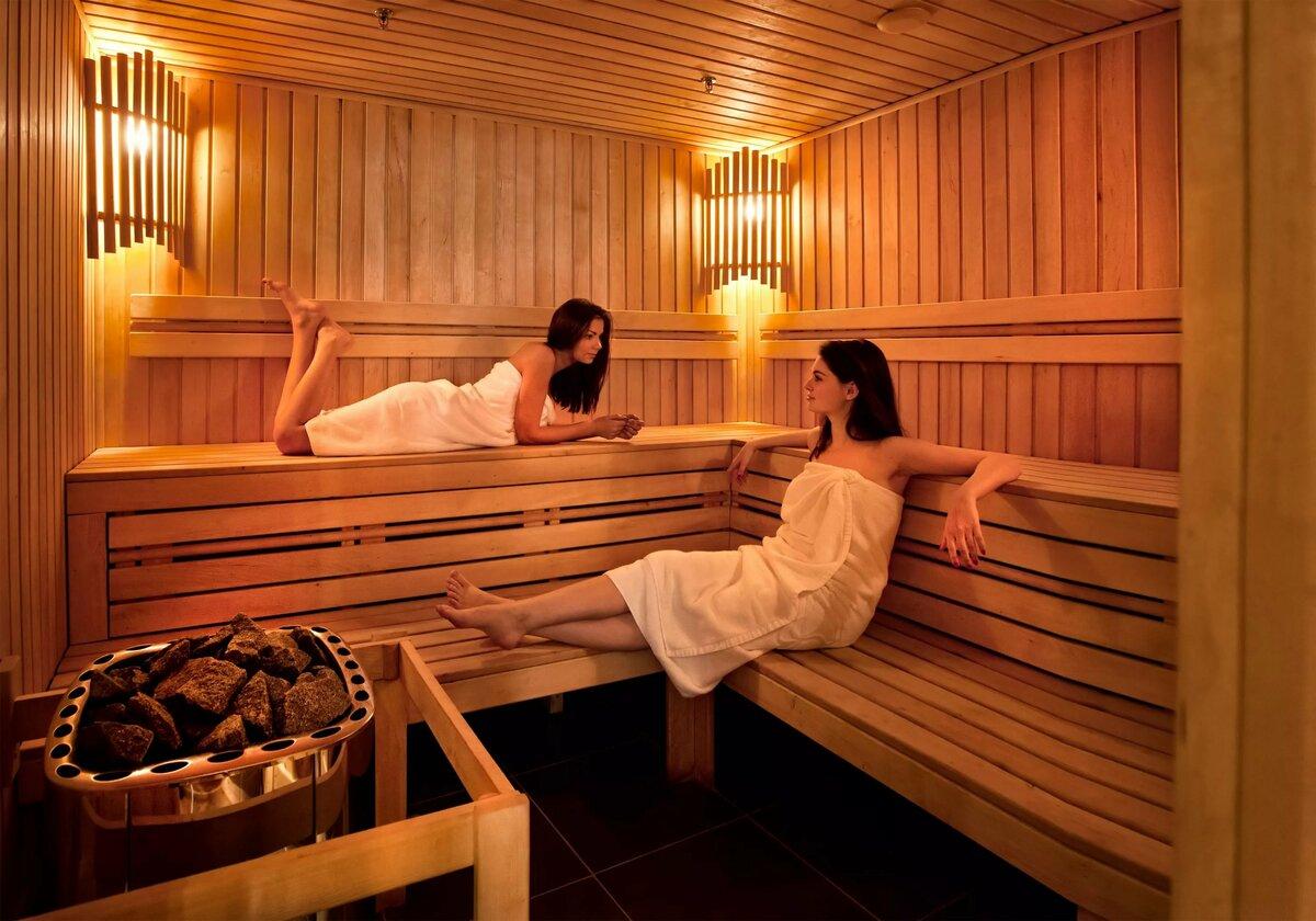женщины в бане качество - 9