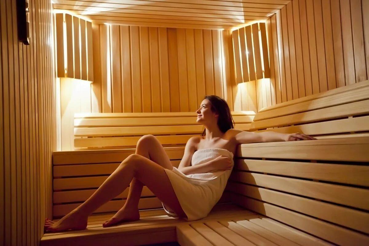 девичьи приключения в бане