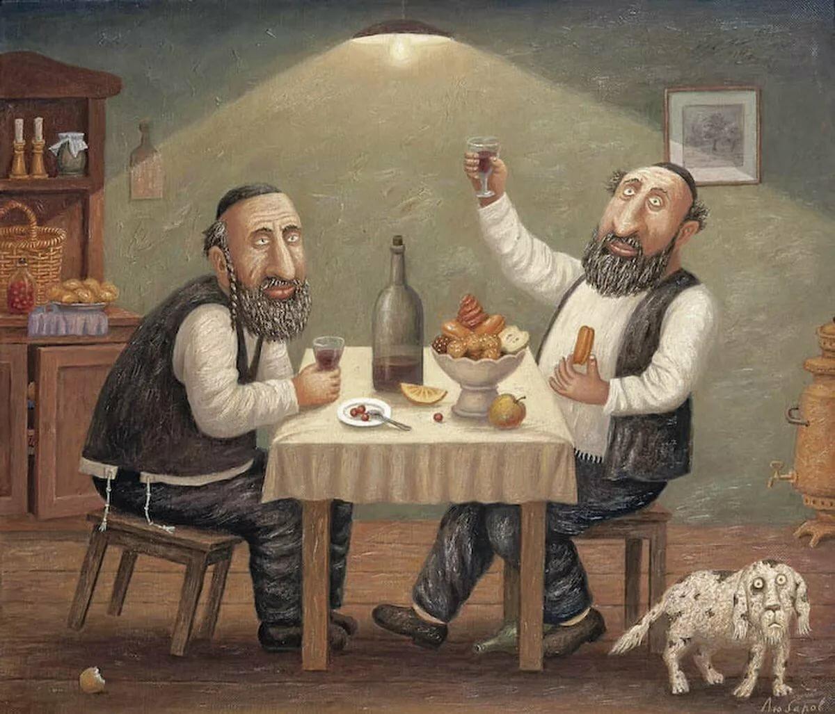 Еврейские приколы и картинки, днем строителя