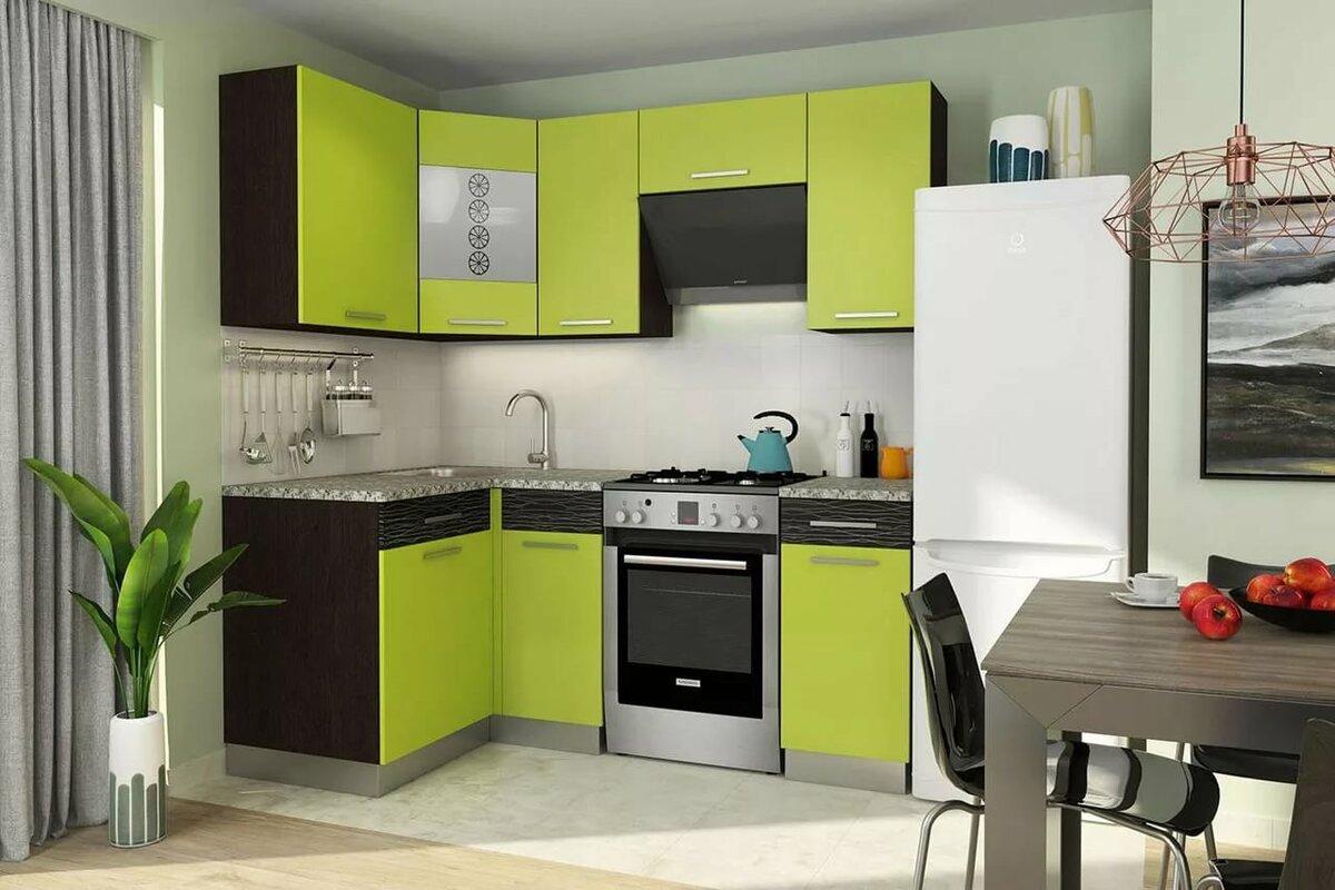 кухонный гарнитур для маленькой кухни купить