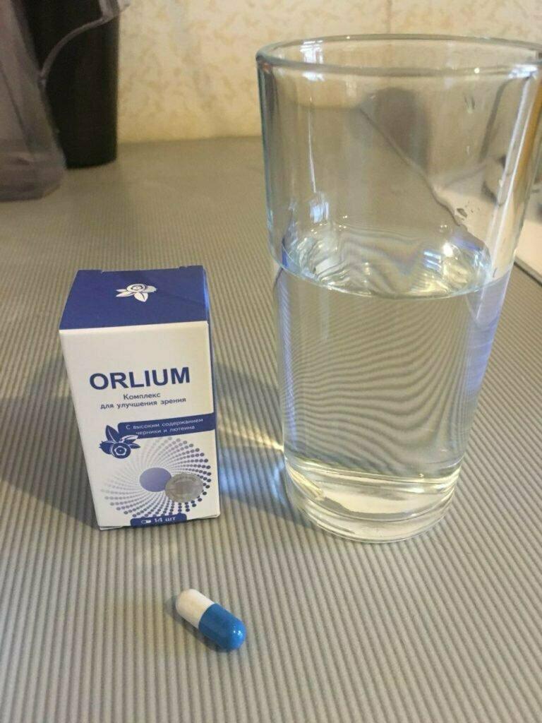 ORLIUM для улучшения зрения в Петропавловске-Камчатском