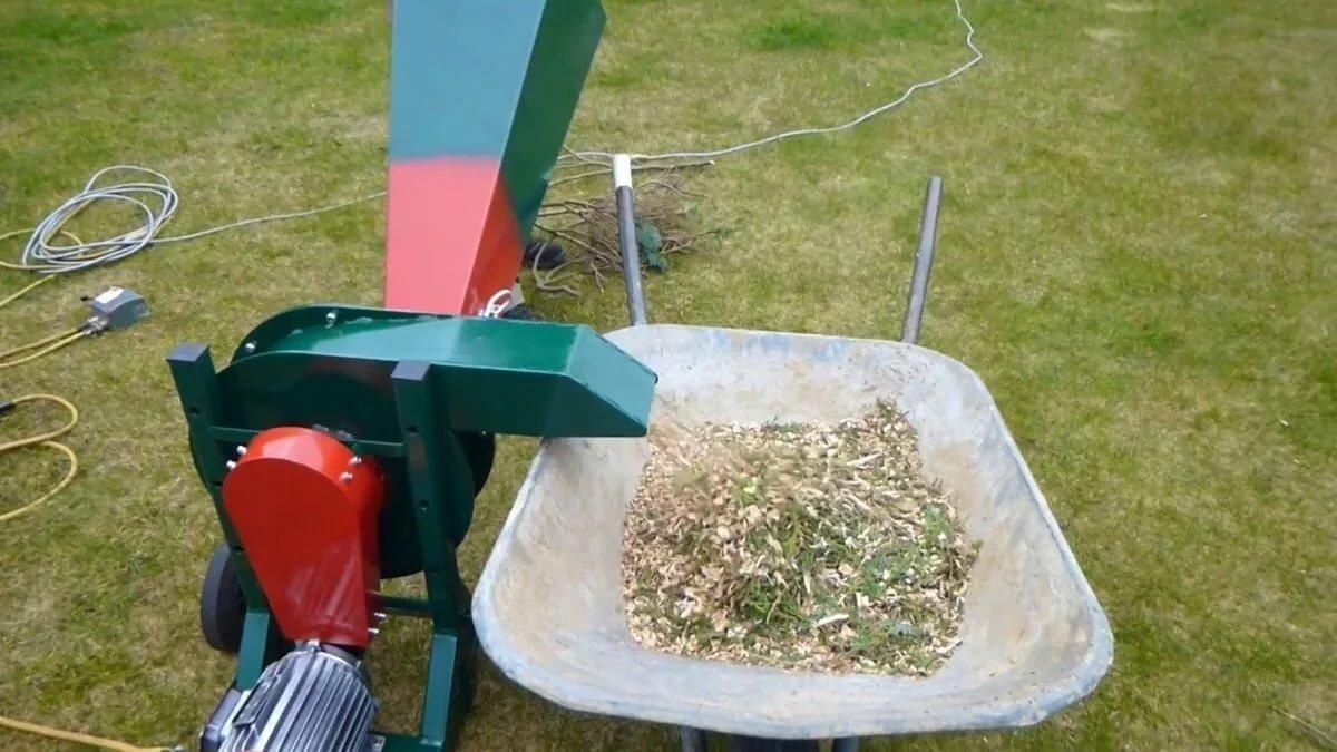 снимок измельчитель травы своими руками фото что идеально