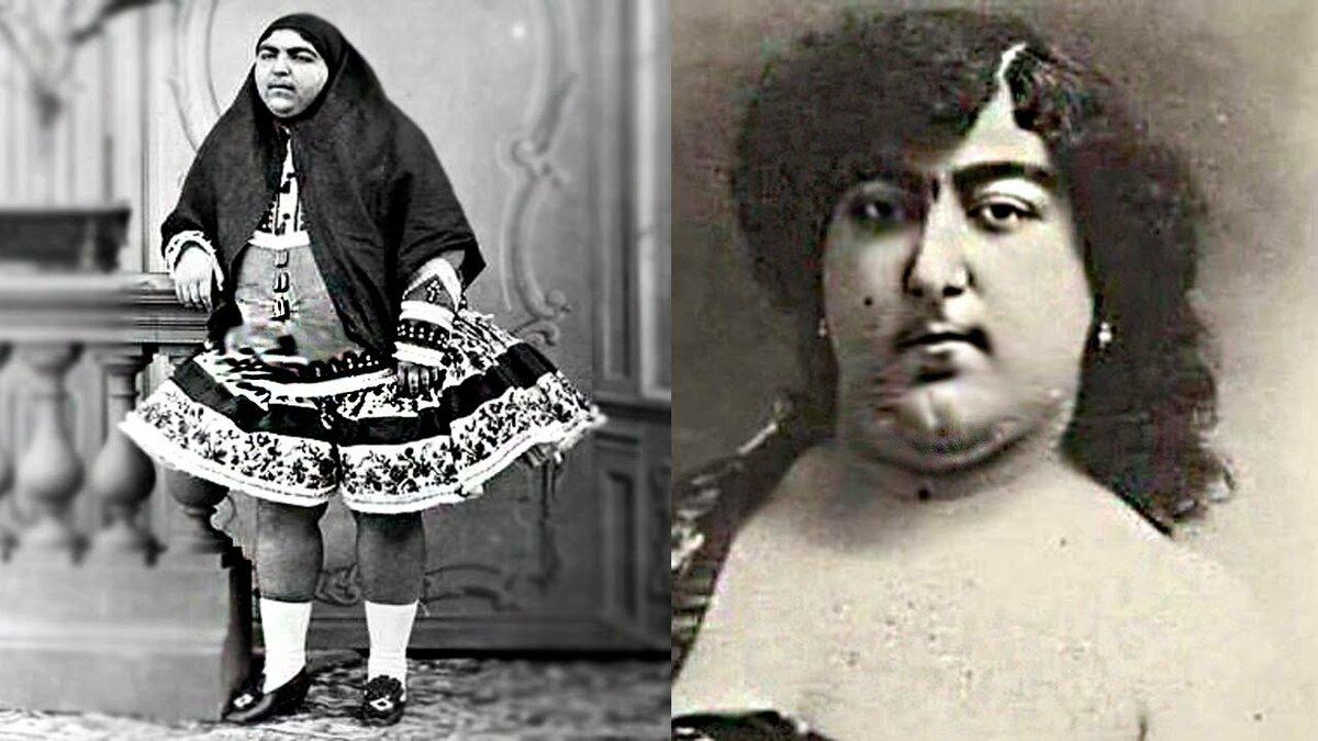 Фотографии жен турецкого султана