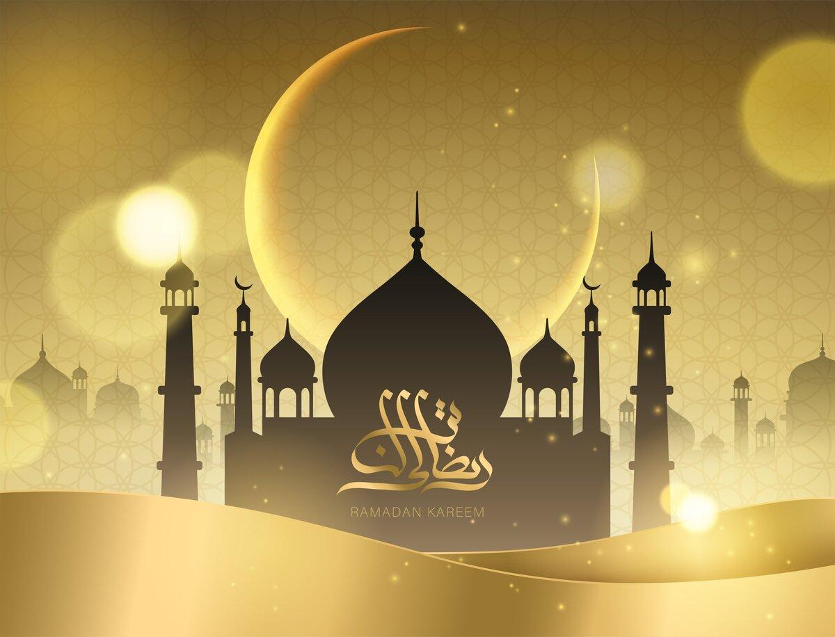 Красивые картинки с надписью рамадан