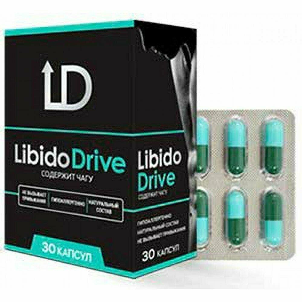 Libido Drive для повышения потенции в Данилове