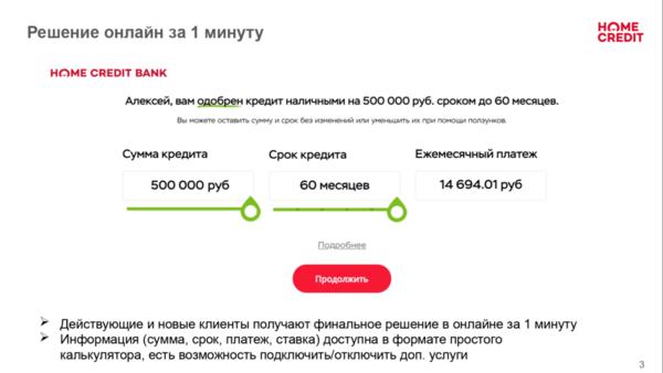 Альфа банк одобрил кредит онлайн