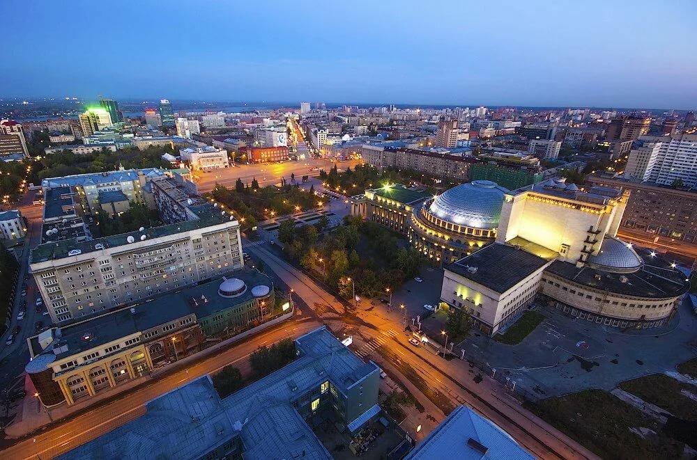 новосибирск новосибирская область картинки