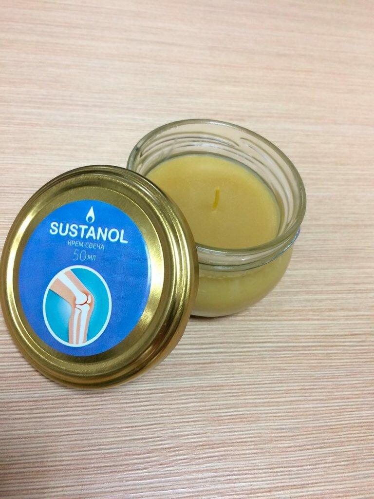 Sustanol - крем-свеча для суставов в Актобе
